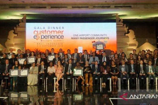 Bandara AP II sabet 22 penghargaan Dewan Bandara Internasional