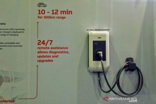 ABB Indonesia siapkan stasiun pengisian daya mobil listrik