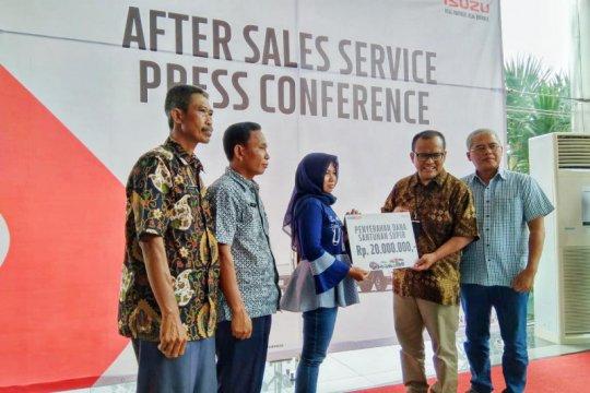 Cara Isuzu Indonesia rayakan Hari Pelanggan Nasional