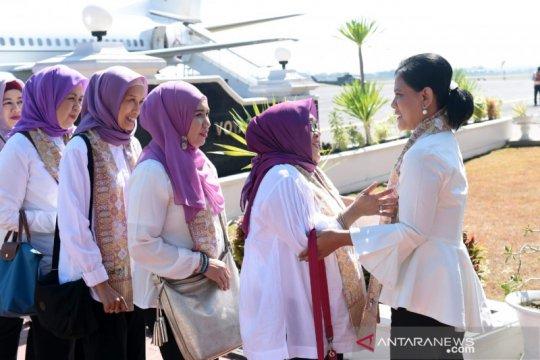 Ibu Negara kunjungi Jawa Tengah-DIY untuk sosialisasi kesehatan