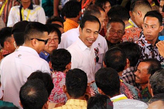 1.645 ha Hutan Adat di Kalimantan diserahkan pemerintah