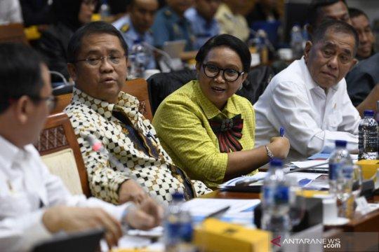 Rapat gabungan penanganan situasi di Papua