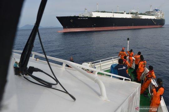 Tim SAR evakuasi ABK Tanker di Selat Benggala Aceh