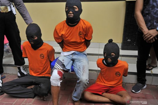 Pembunuh gadis Baduy ditangkap