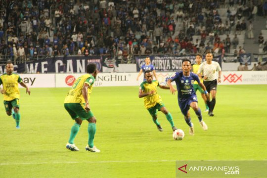 Persiba rotasi pemain untuk hadapi Bogor FC