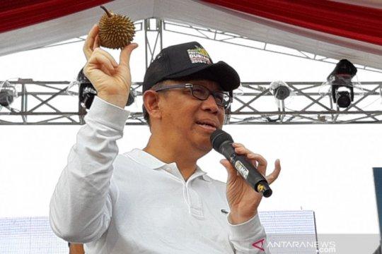 Gubernur bangga Presiden sering berkunjung ke Kalbar