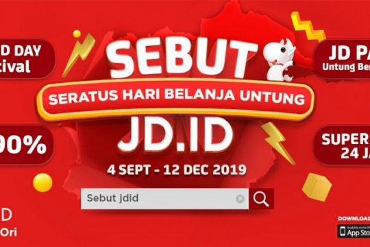 "JD.ID gelar kampanye ""SEBUT"" selama 100 hari"