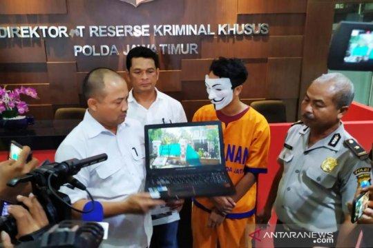 """Polda tetapkan """"youtuber"""" tersangka baru kasus Asrama Mahasiswa Papua"""