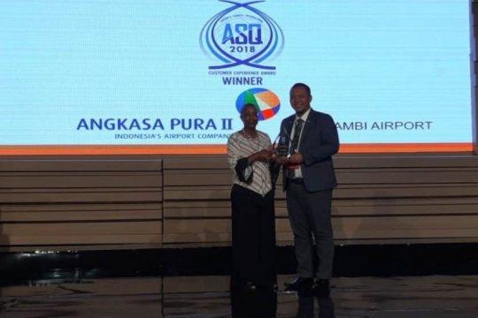 Bandara Sultan Thaha Jambi meraih empat penghargaan ACI