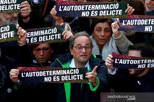 Vonis bersalah pengadilan terhadap politisi perburuk situasi Katalan