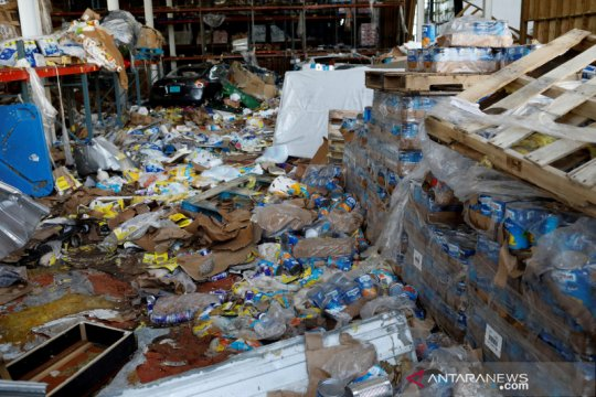 2.500 orang hilang di Bahama akibat badai Dorian
