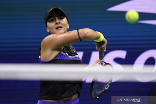 Andreescu, bunga mekar Kanada di final US Open