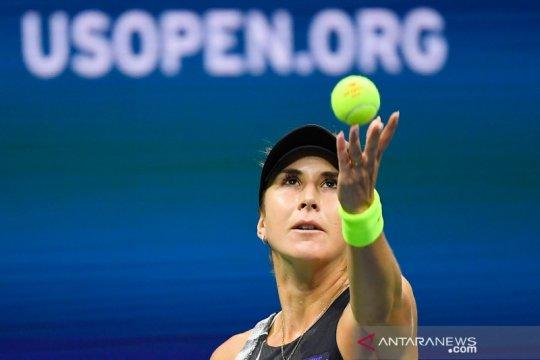 Andreescu cetak kemenangan ke-14 di babak pertama China Open