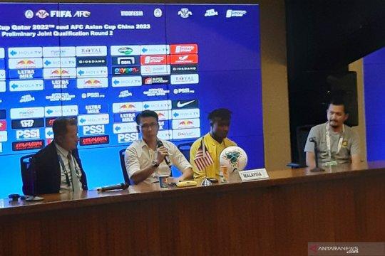 Intimidasi oknum suporter Indonesia jadi motivasi pemain Malaysia