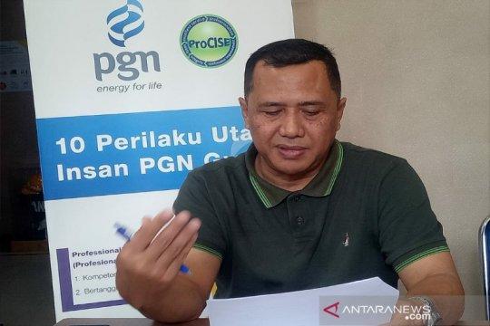 PGN buat program cicilan tagihan pelanggan jaringan gas di Sumut