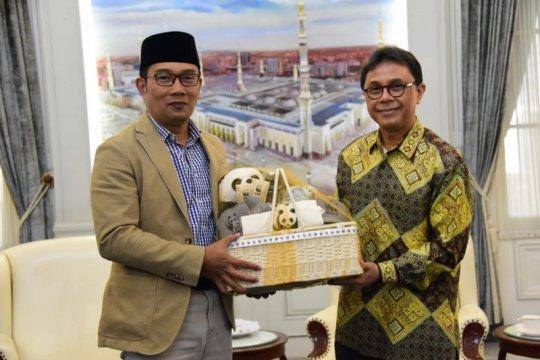 Upaya Jabar dan WWF Indonesia lakukan konservasi lingkungan hidup