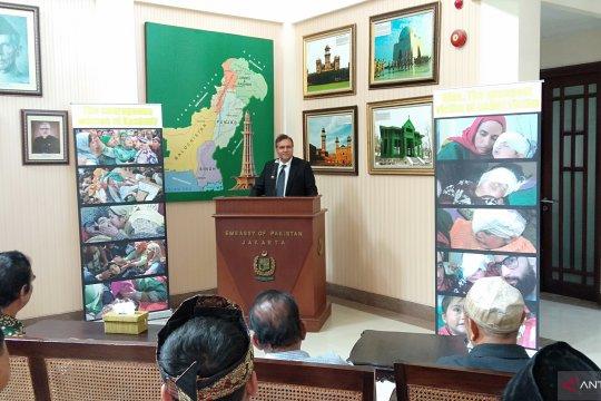 Pakistan rayakan hari pertahanan dan solidaritas Kashmir