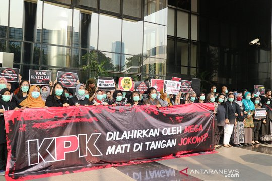 Ketua KPK harap Presiden Jokowi tidak biarkan KPK lumpuh