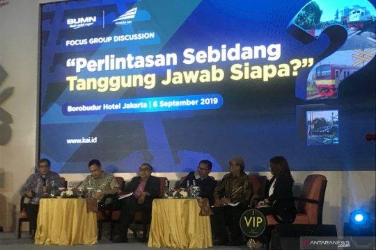 "Pemerintah akan bangun 400 ""flyover"" KA Semicepat Jakarta-Surabaya"