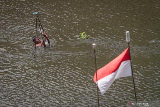 Ganjar-Khofifah berkoordinasi atasi pencemaran di Sungai Bengawan Solo