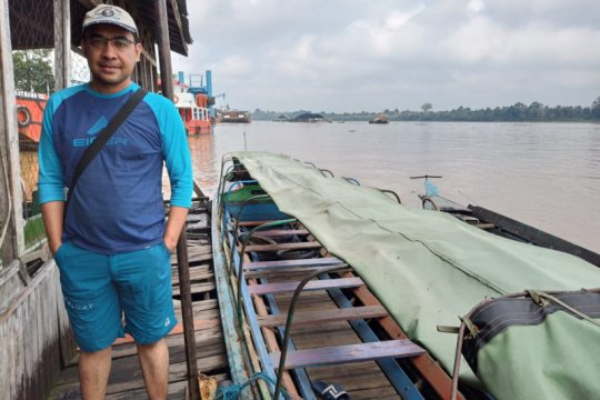 Pemda Kaltim perlu kaji pelabuhan perikanan untuk ibu kota baru