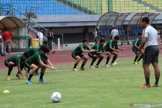 Timnas U-19 tanpa Bagus-Bagas di 'starting eleven' kontra Iran