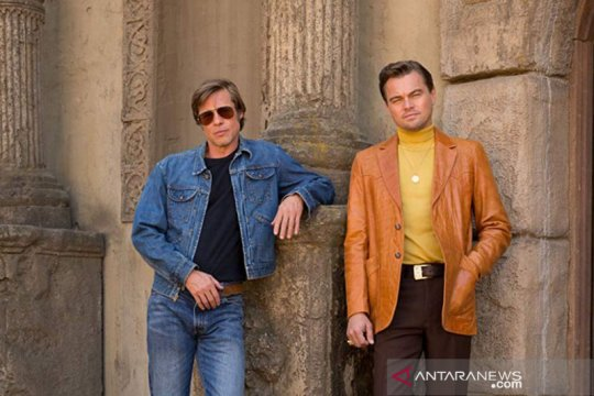 "Brad Pitt sebut ""Once Upon a Time in Hollywood"" bisa dijadikan serial"