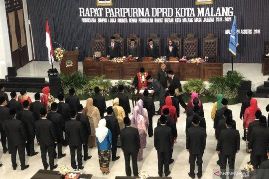 DPRD dorong peningkatan Pendapatan Asli Daerah Kota Malang