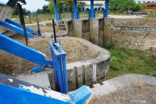 Pemerintah targetkan irigasi Gumbasa selesai dibangun 2020