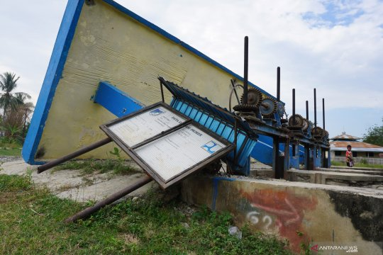 Setahun Bencana Sulteng - Sektor pertanian di Sigi masih terpuruk