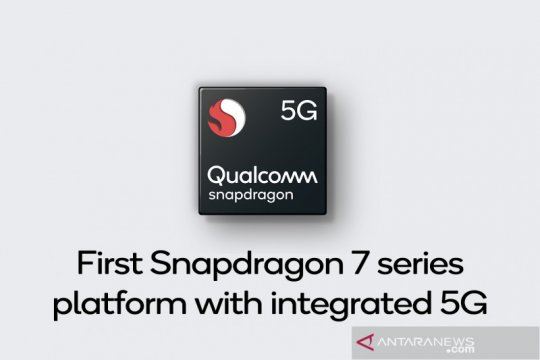 Qualcomm pasang 5G di chipset Snapdragon kelas menengah