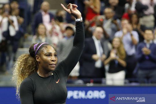 Tenis AS Terbuka: Serena melangkah ke final