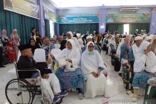 PPIH: 38 haji Debakarsi Batam meninggal