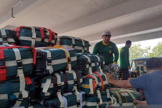 Masih dirawat di RS, dua haji Debarkasi Batam tertunda pulang