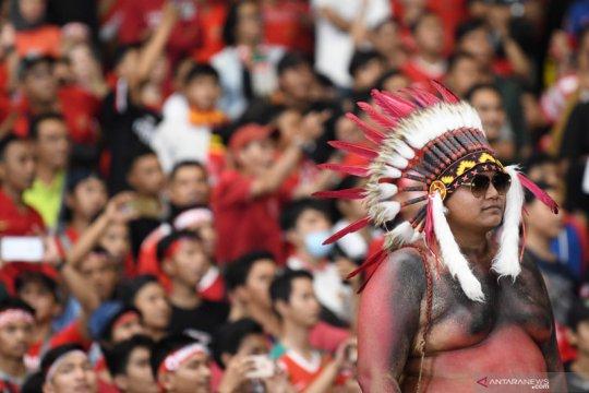 10.000 personel gabungan amankan laga Indonesia-Thailand