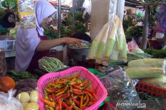 Harga cabai rawit merah di Purwokerto kembali melonjak