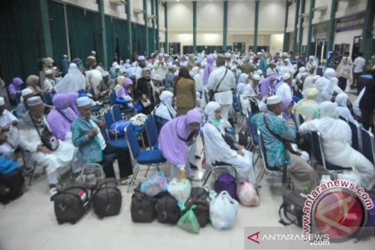 12 jamaah Embarkasi Palembang meninggal di Arab Saudi