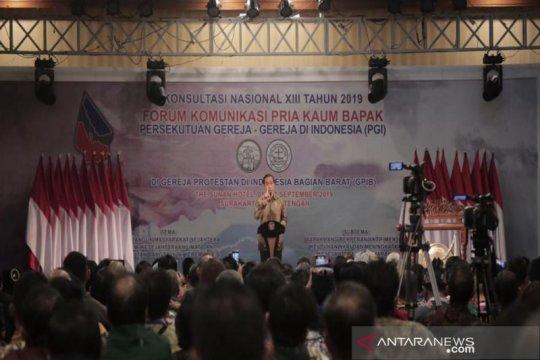 Jokowi ajak bangun keluarga penuh kasih sayang