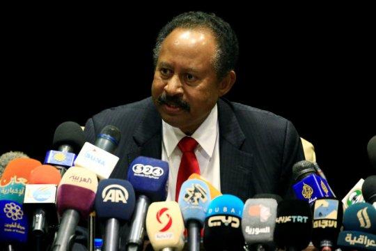 Sudan umumkan kabinet pertama sejak Presiden Bashir terguling