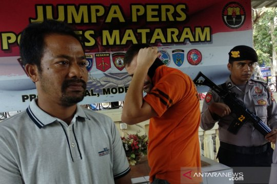 Penyidik telusuri aksi tersangka pembobol data nasabah di Mataram
