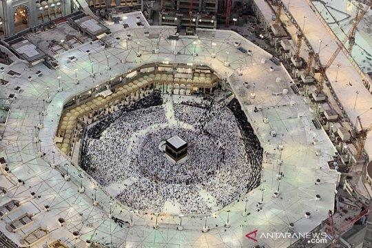 Terminal Haji Jeddah sepi saat musim Haji dalam 40 tahun terakhir