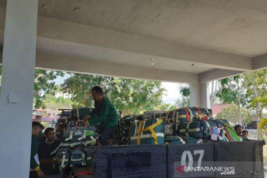 Debarkasi Batam telah pulangkan 9.367 jamaah haji
