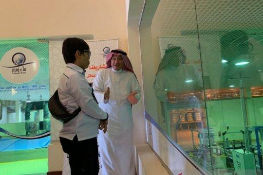 Arab Saudi dirikan perusahaan nirlaba khusus untuk kelola air zamzam