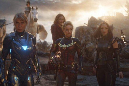 """Alasan peran Captain Marvel sedikit dalam """"Avengers: Endgame"""""""