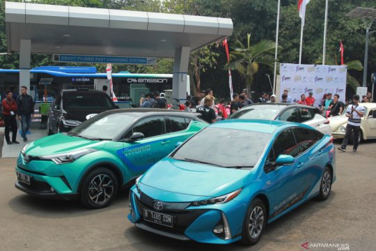 Kemenperin: Seluruh instansi bersinergi sosialisasikan mobil listrik
