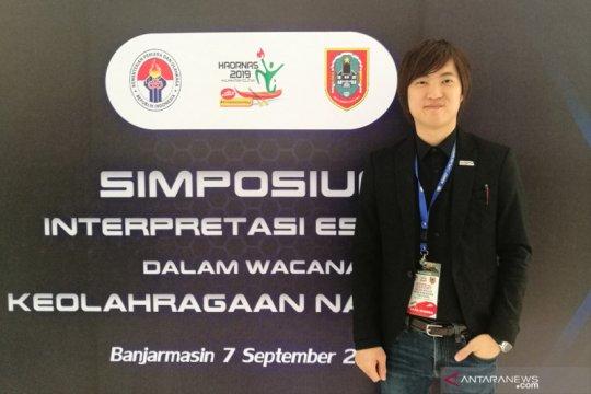 Timnas esport optimistis capai target di SEA Games 2019