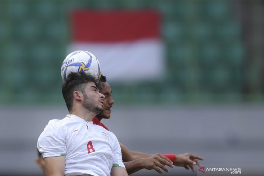 Fakhri Husaini rotasi pemain di laga kedua kontra Iran