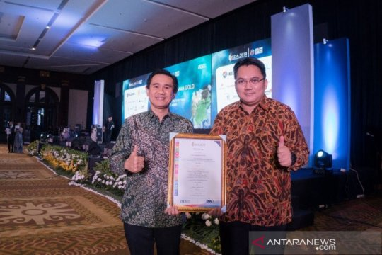 PT Dian Swastatika raih penghargaan pembangunan berkelanjutan 2019