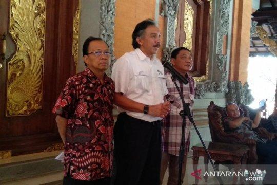 Kemenko Maritim sebut Pelindo hentikan reklamasi Pelabuhan Benoa
