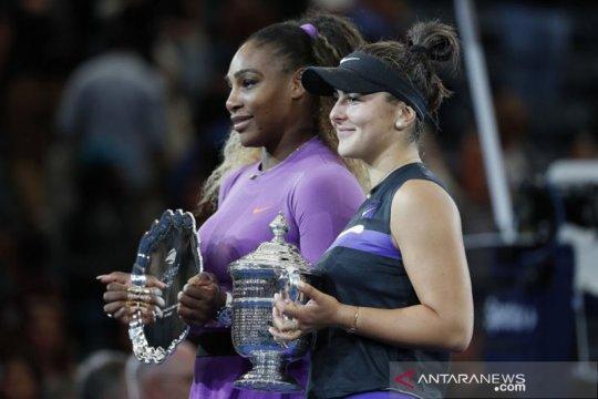Reaksi publik atas sukses Andreescu juarai Grand Slam